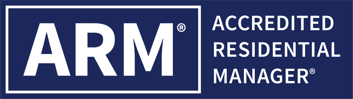 ARM® ACCREDITED RESIDENTIAL MANAGER®