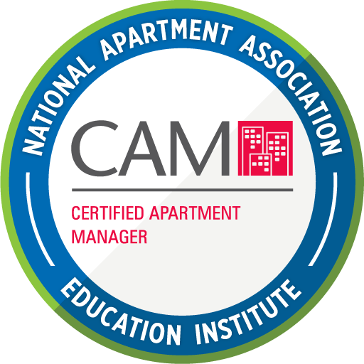 CAM Certified Apartment Manager