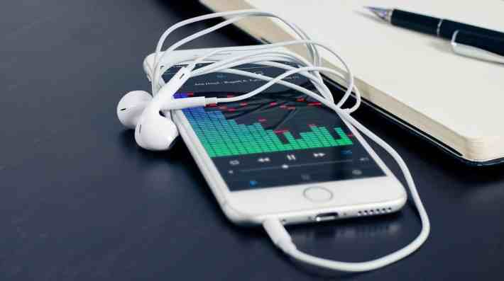 itunes w iphone