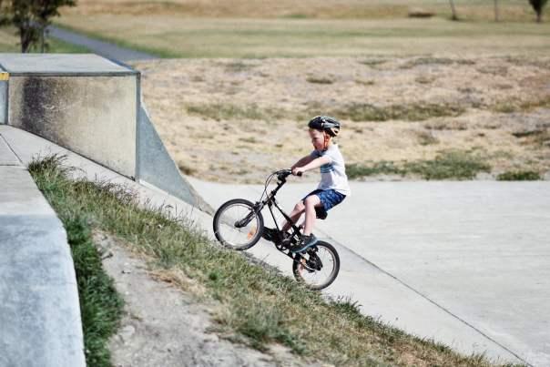 rower na komunię dla chłopca