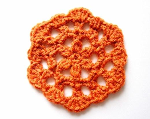 Free Crochet Coaster Pattern by JaKiGu