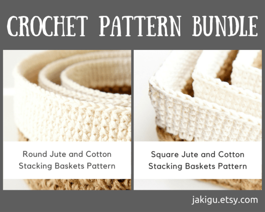 JaKiGu Crochet Pattern Bundle