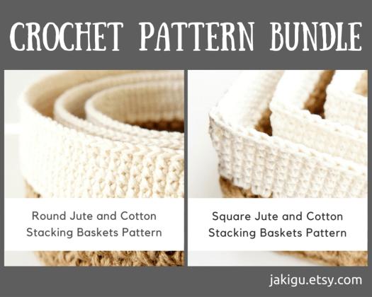 JaKiGu Crochet Pattern Bundle