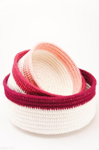 Coiled crochet for beginners