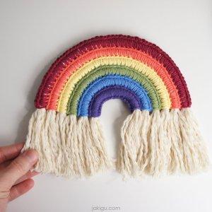 rainbow wall art | made to order