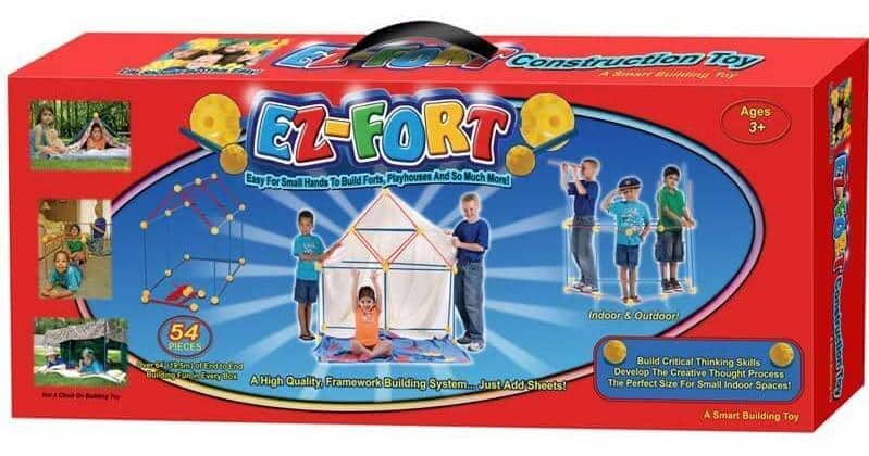 Gift Guide EZ Fort Construction Toy