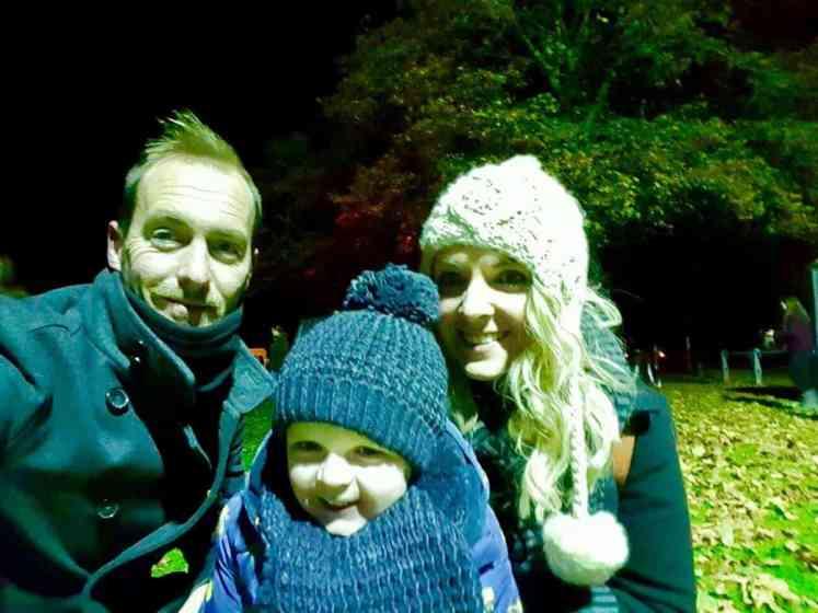family bonfire night