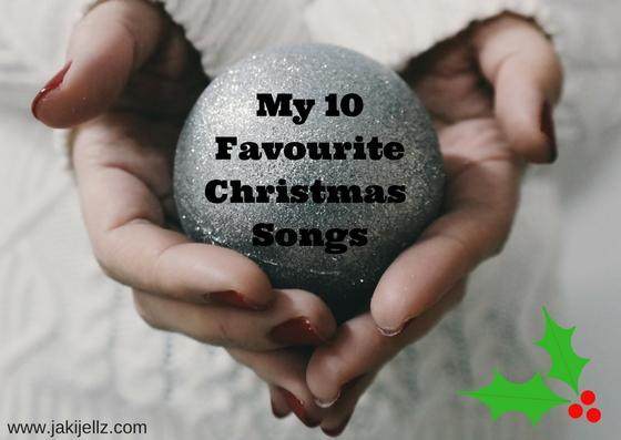My 10 Favourite Christmas Songs