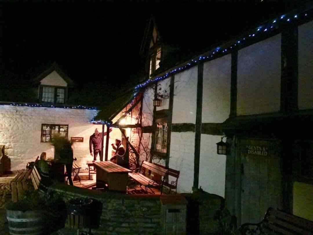 The Fleece Inn Bretforton