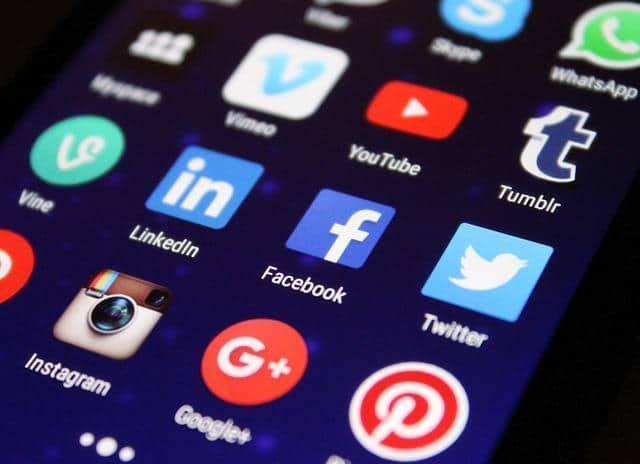 social media organised