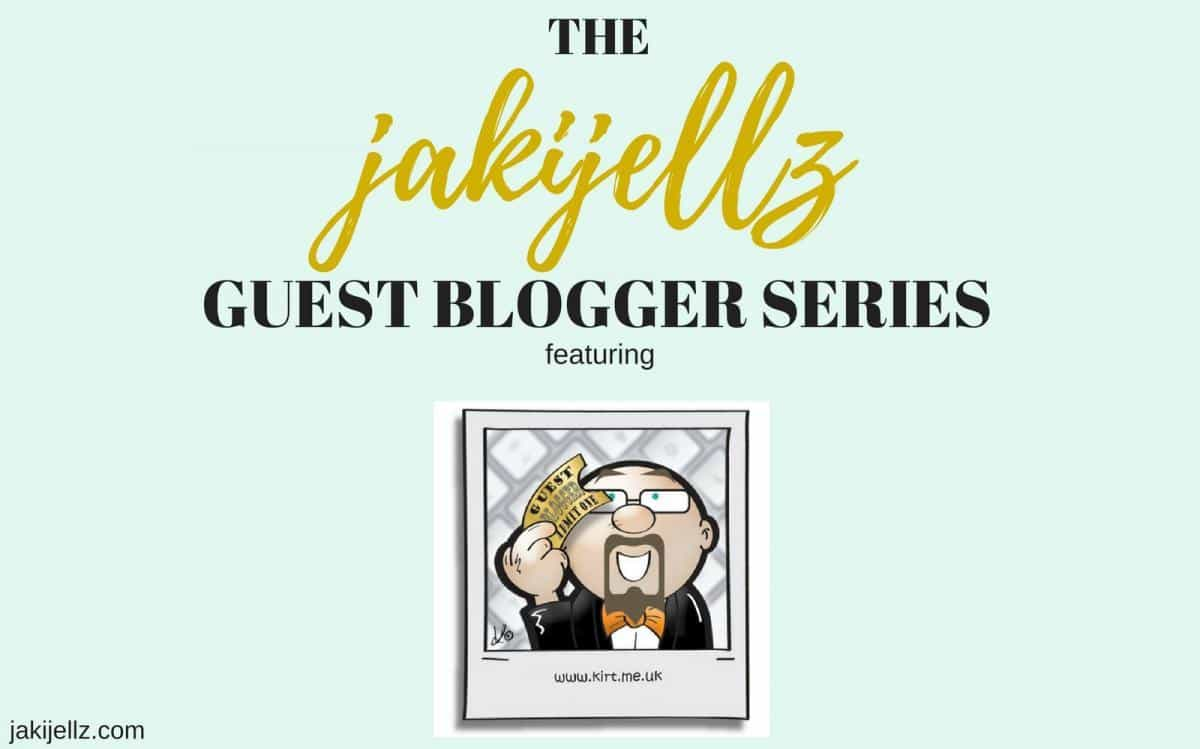 Guest Blogger Series: To Baldly Go – As A Parent Of Older Kids