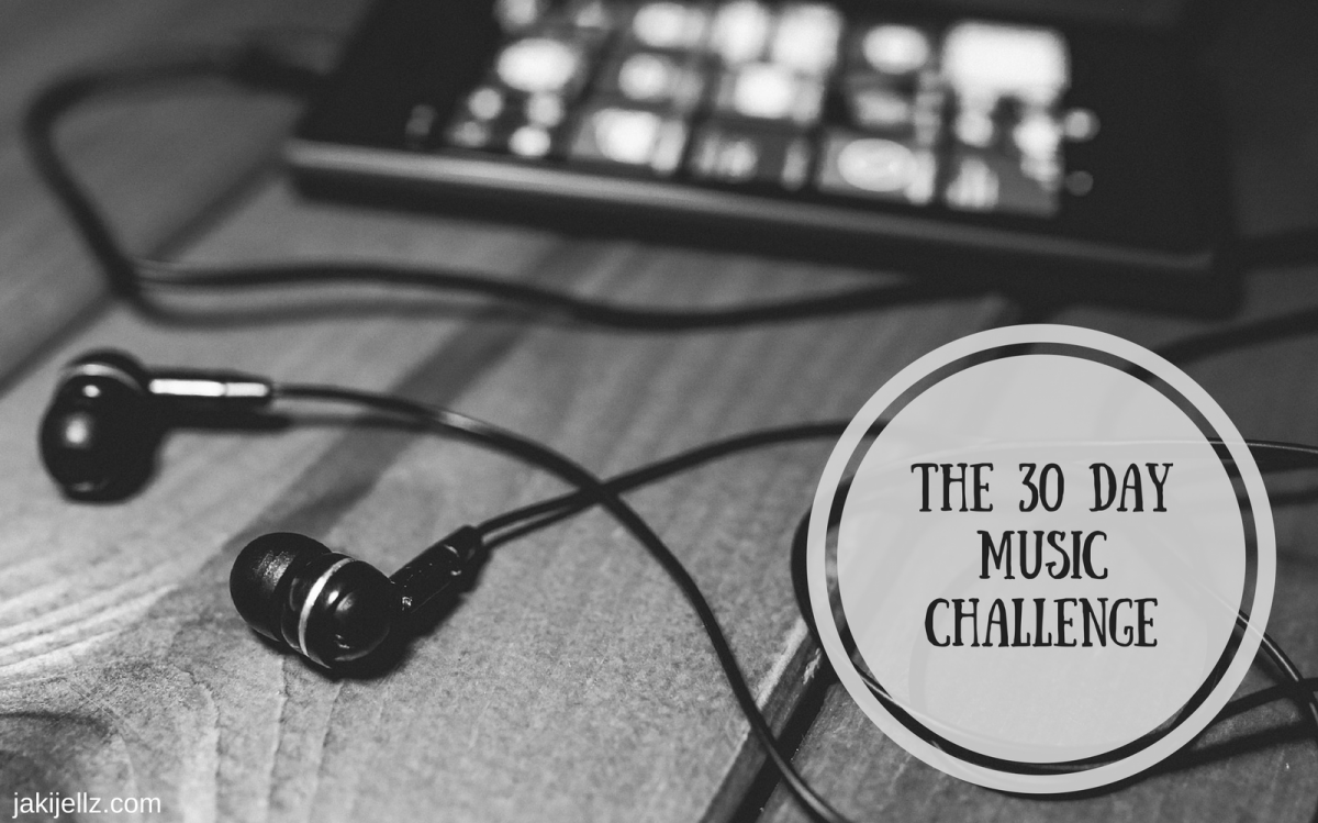 The 30 Day Music Challenge