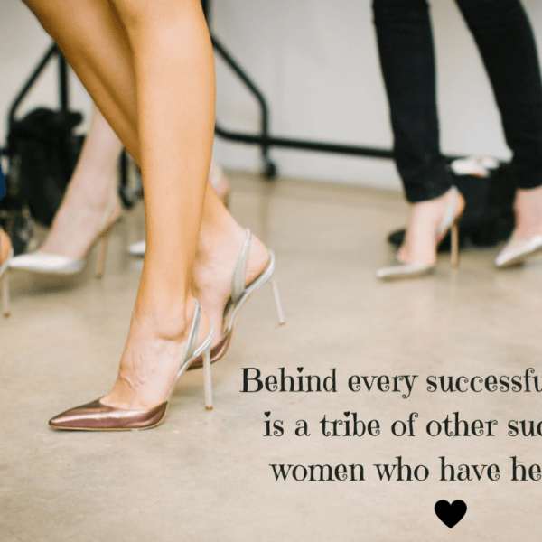Successful Women; A Belated Blog Birthday - Wednesday Wisdom 21