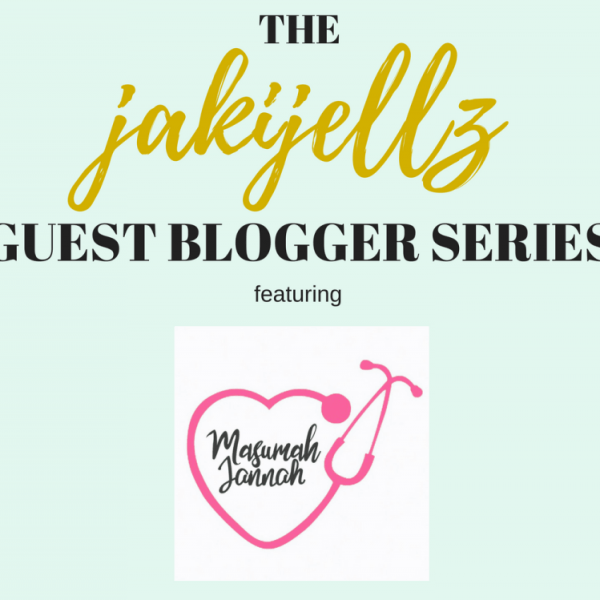 Guest Blogger Series: World Peace - Masumah Jannah