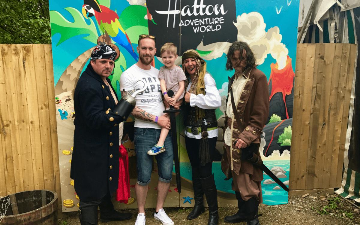 Places To Go: Hatton Adventure World – Pirate Festival