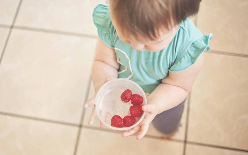 Kids & Food - 10 Tips For Parents