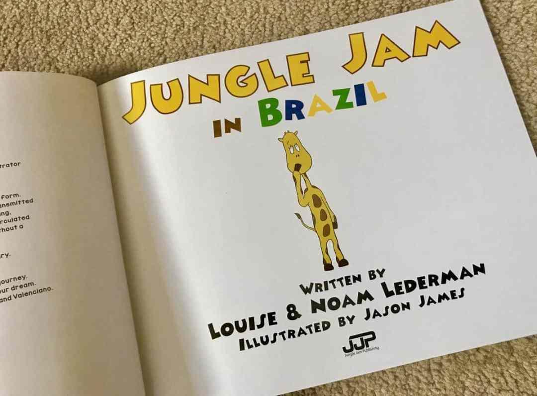 Jungle Jam in Brazil - Book Review
