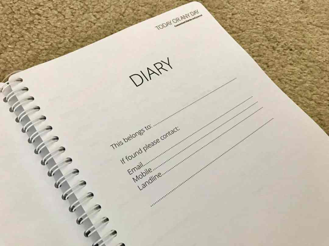 Getting Organised With TOAD Diaries + Giveaway!