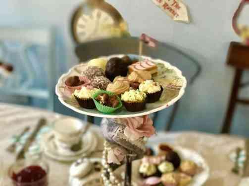 Alice In Wonderland Afternoon Tea at Cafe Isabella