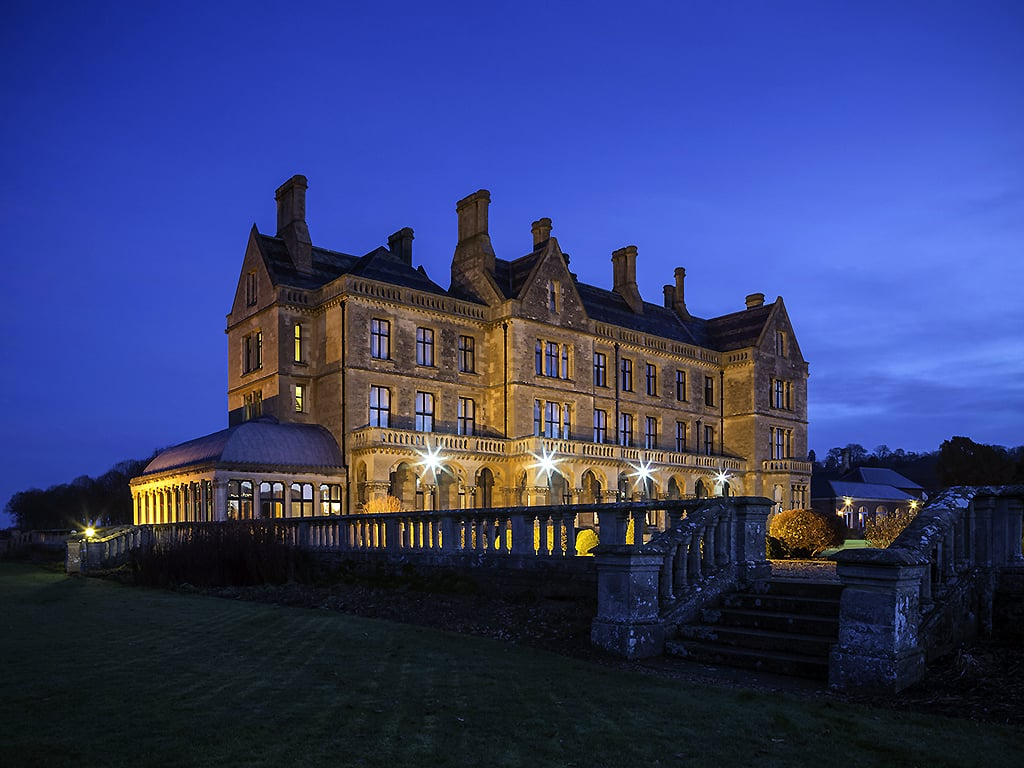 An Overnight Stay (and Wedding) At Warwickshire Walton Hall and Spa