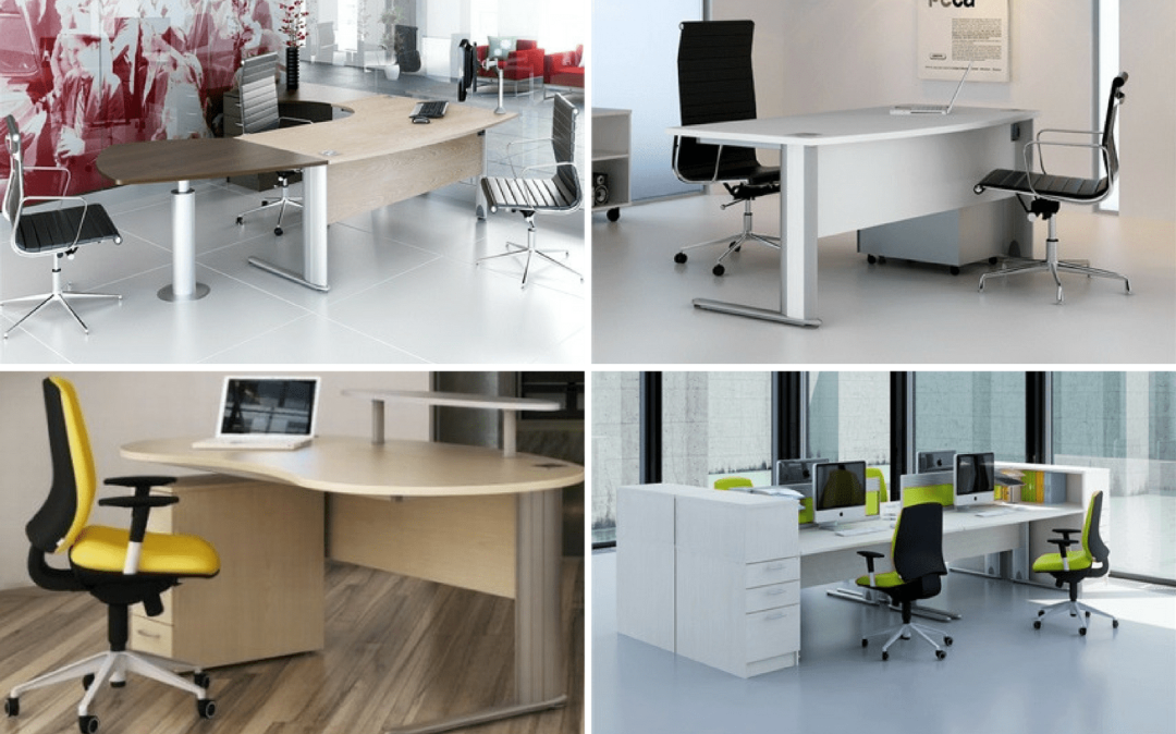 good quality office furniture contributes to a happy workplace