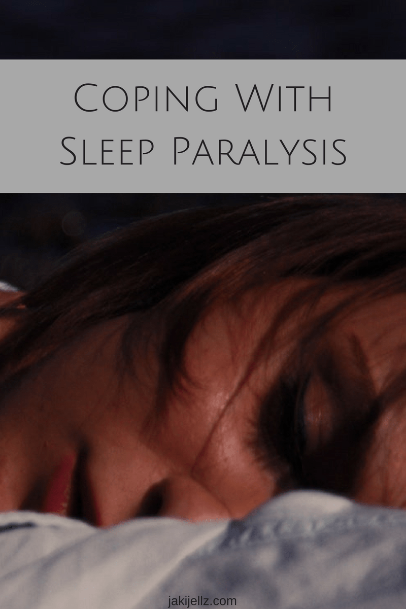 Coping With Sleep Paralysis