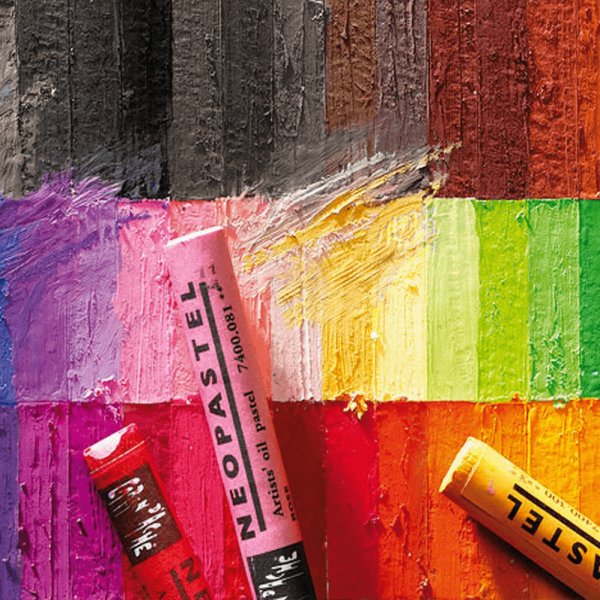 Guide to Painting with Oil Pastels