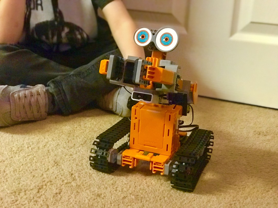 The Jimu Tankbot Robot