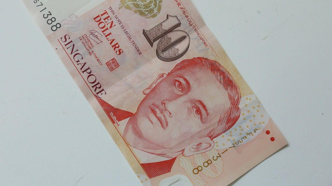 singapore dollar image