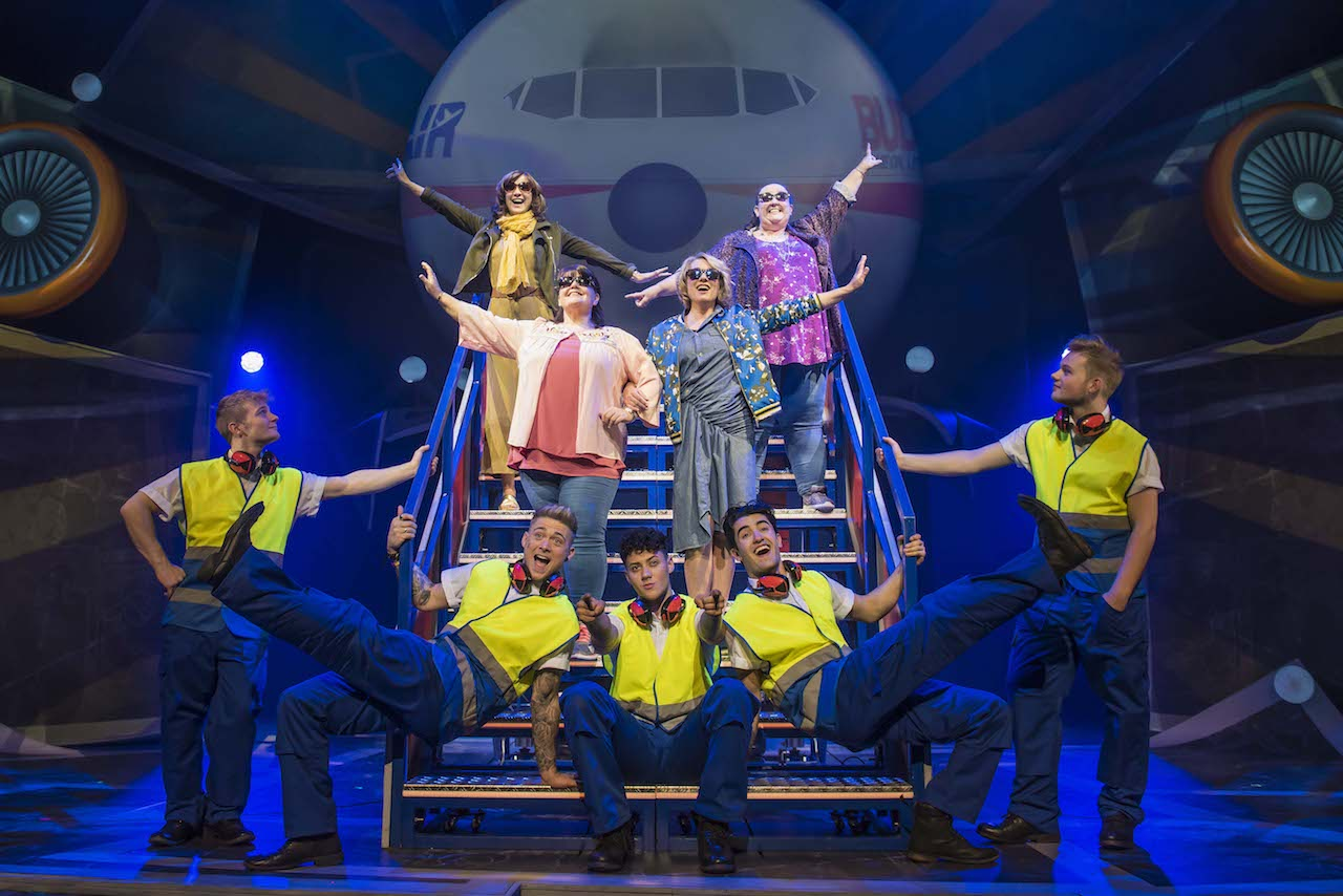 The Band Musical At The Birmingham Hippodrome
