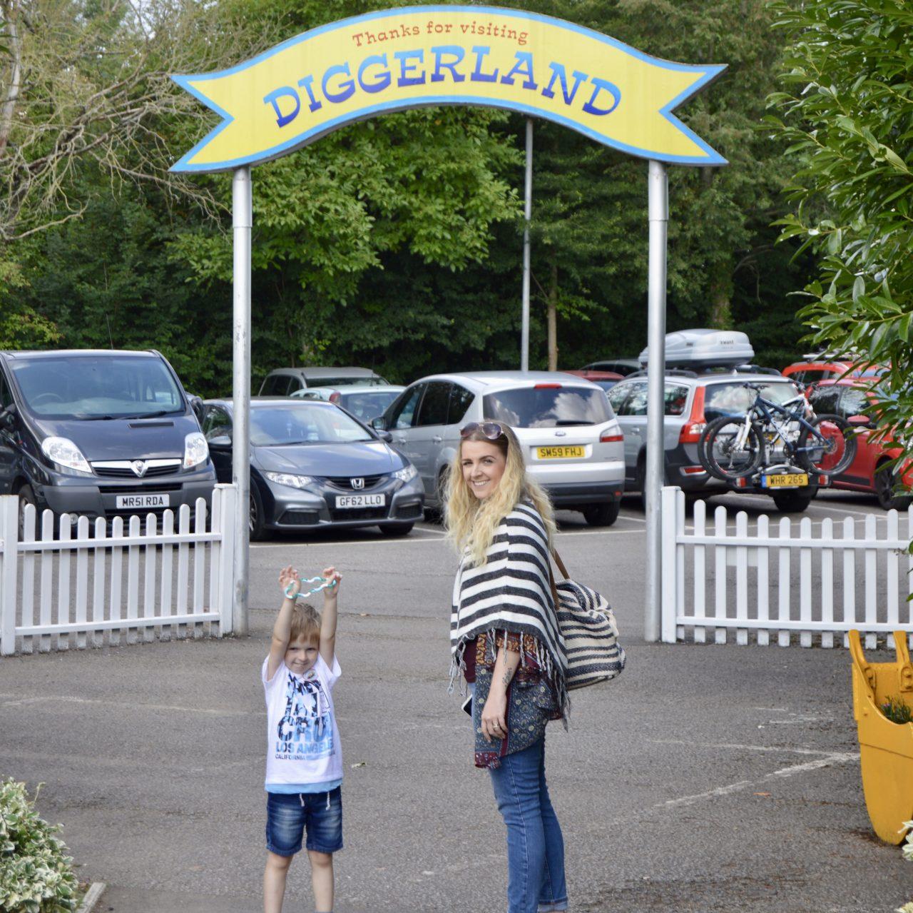 Diggerland Devon