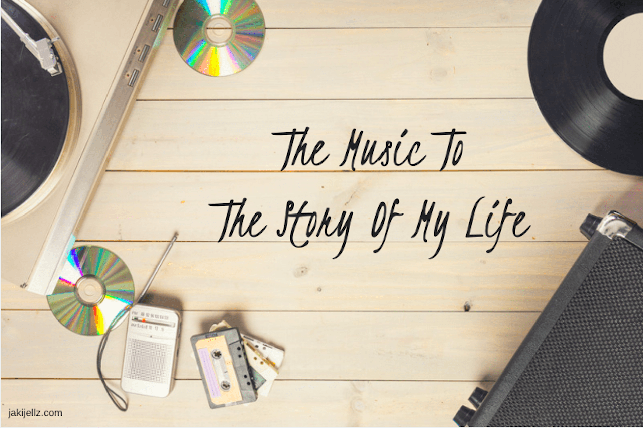 The Music To The Story Of My Life – A Rose Tinted World