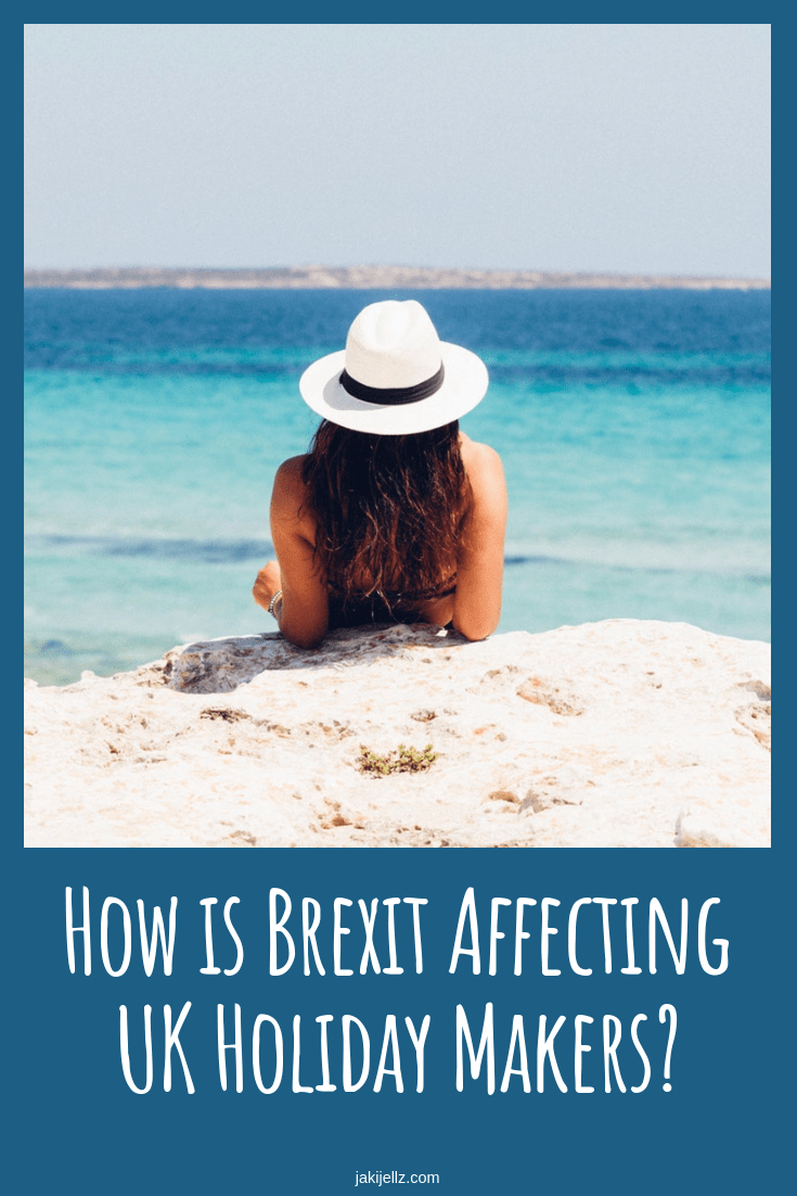 How Is Brexit Affecting UK Holiday Makers