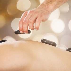 Hot-Stone-Massage Gutschein