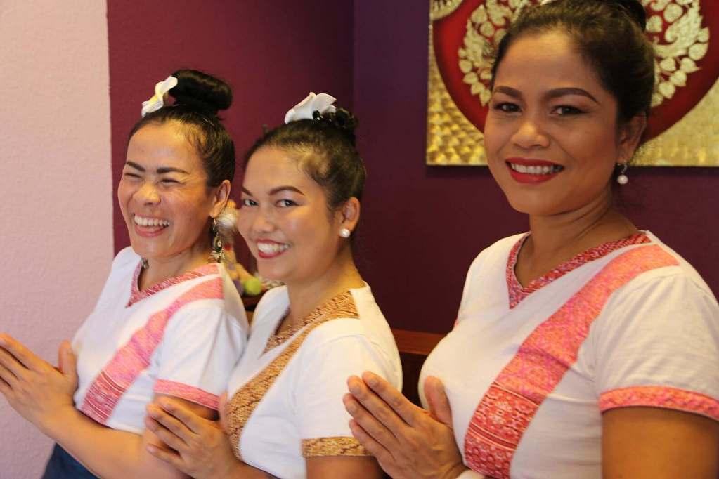 Traditionelle Thaimassage STockstadt