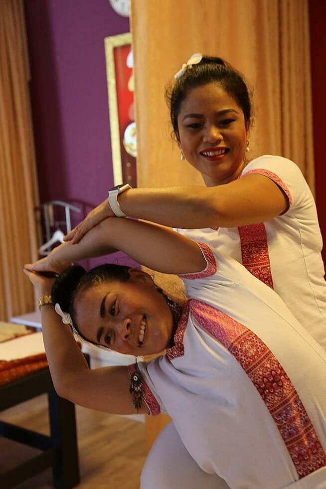 Traditionelle Thaimassage Massage Aschaffenburg