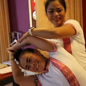 Traditionelle Thaimassage Gutschein