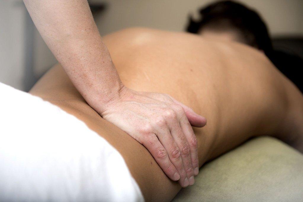 Rücken-Nacken-Schulter-Massage Aschaffenburg