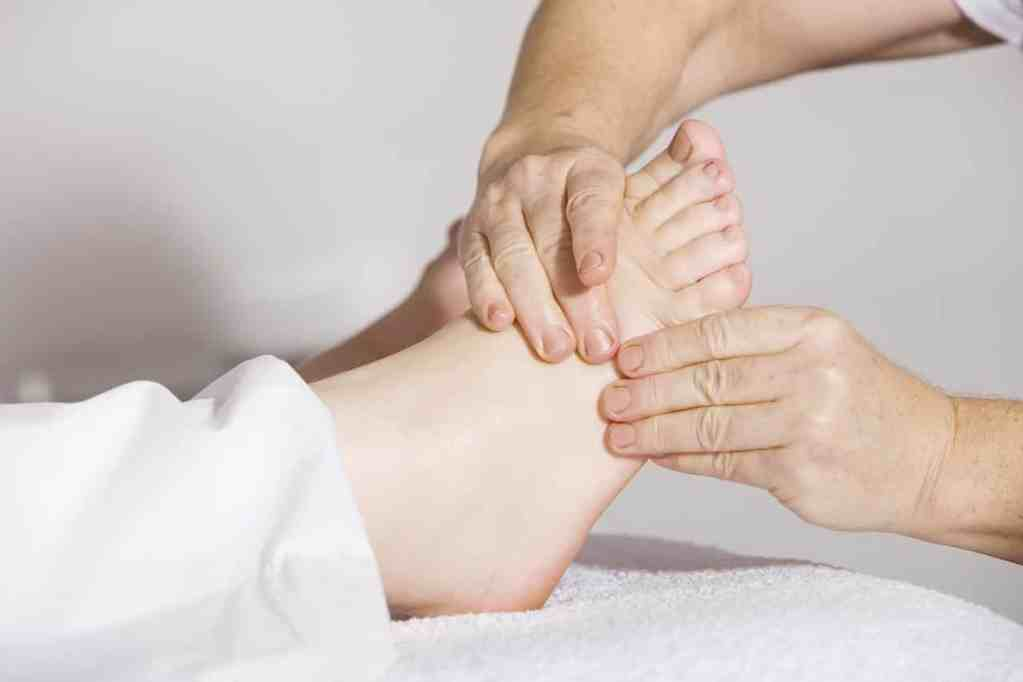 Fußmassage Massage Aschaffenburg