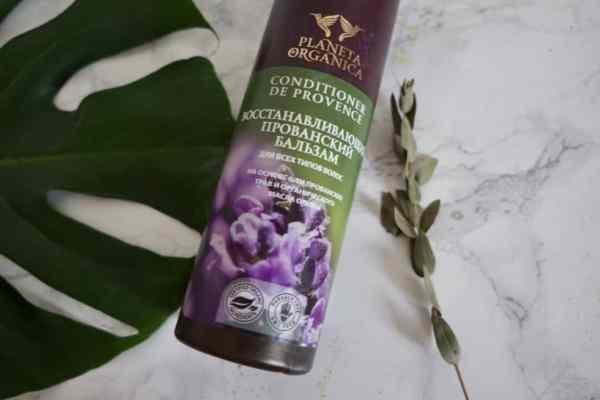 Planeta Organica, Balsam do włosów prowansalski