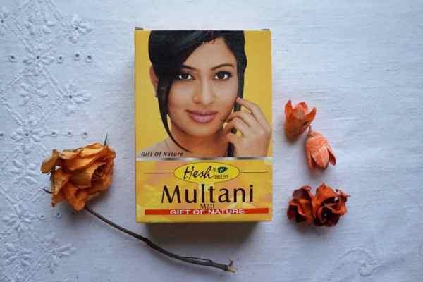 Glinka do twarzy Multani Mati- jak stosować?