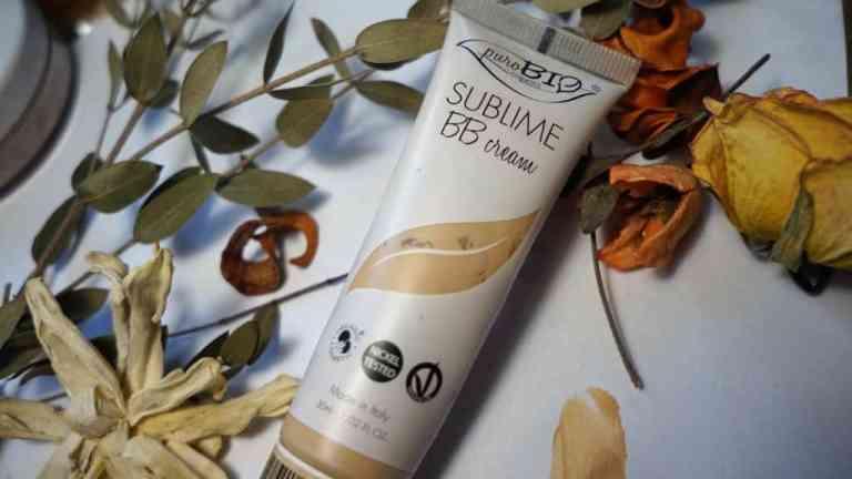 PuroBio BB cream: najlepszy podkład naturalny