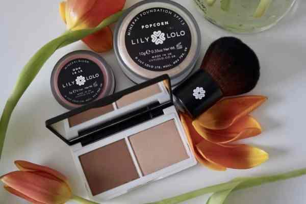 Lily Lolo, Wiosenny makijaż mineralny