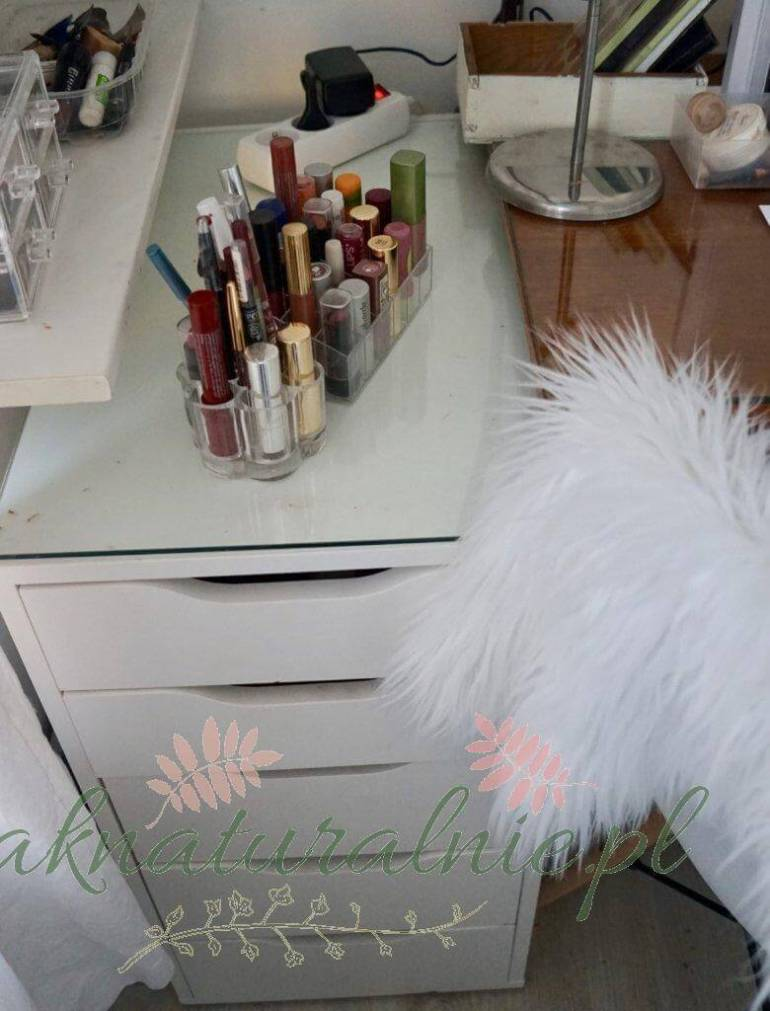 My dressing table