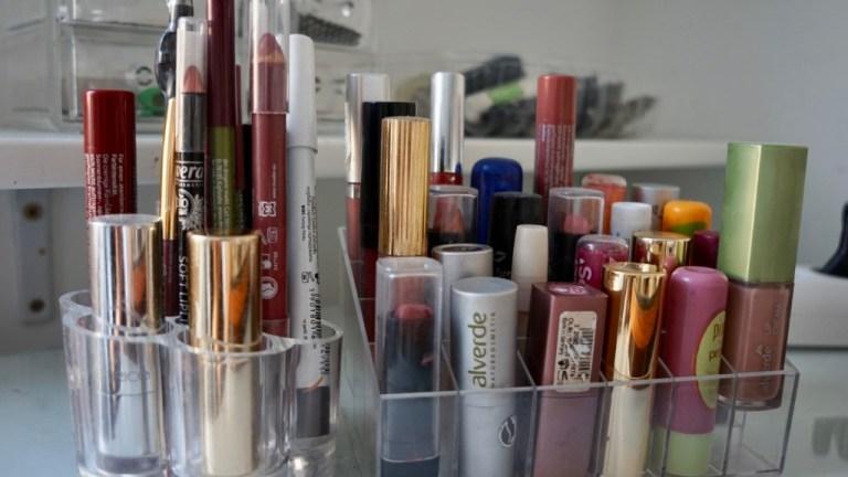 Moja toaletka |kolekcja kosmetyków do makijażu cz.2
