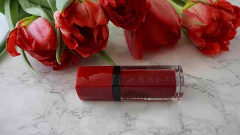 Bourjois, pomadka w płynie Rouge Edition Velvet