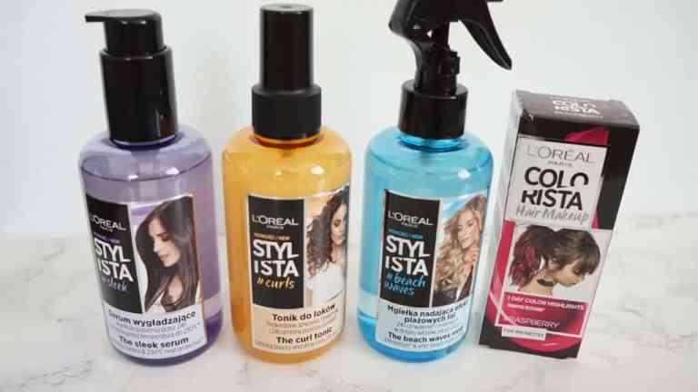 L'oreal Stylista, kosmetyki do stylizacji włosów