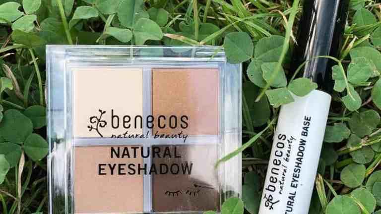 Benecos | baza i cienie do powiek Quattro Coffee & Cream