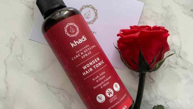 Khadi, wzmacniająca mgiełka do włosów pielęgnacja i stylizacja