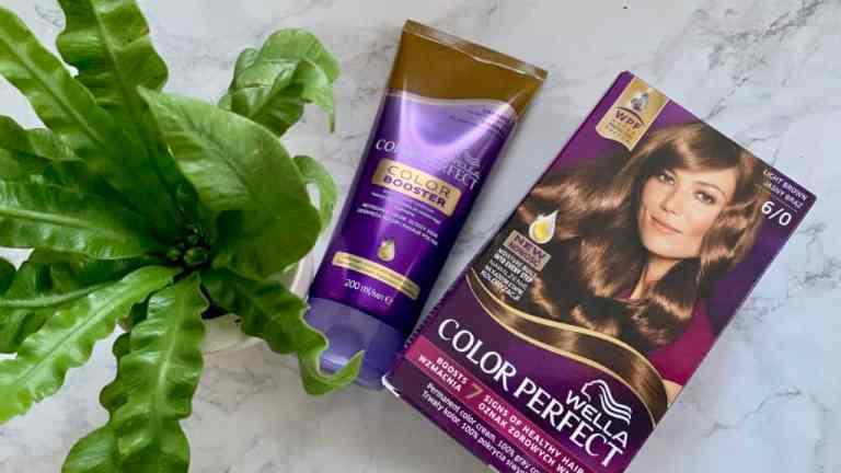 Wella, Color Perfect, farba i odżywka do włosów